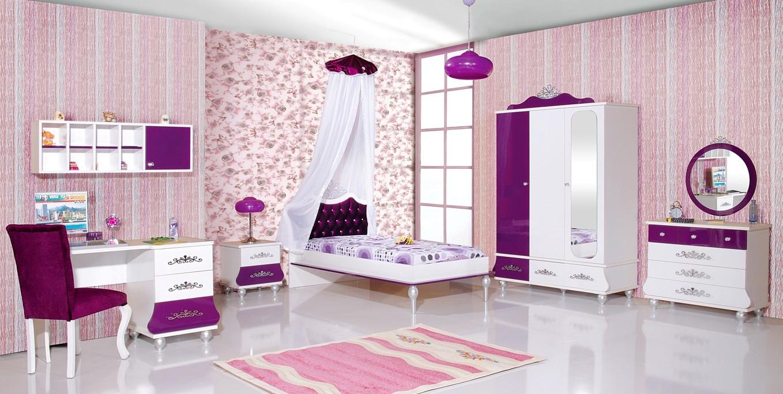 Roze Slaapkamer Volwassenen : ... roze wit voor de kinderkamer € 539 ...