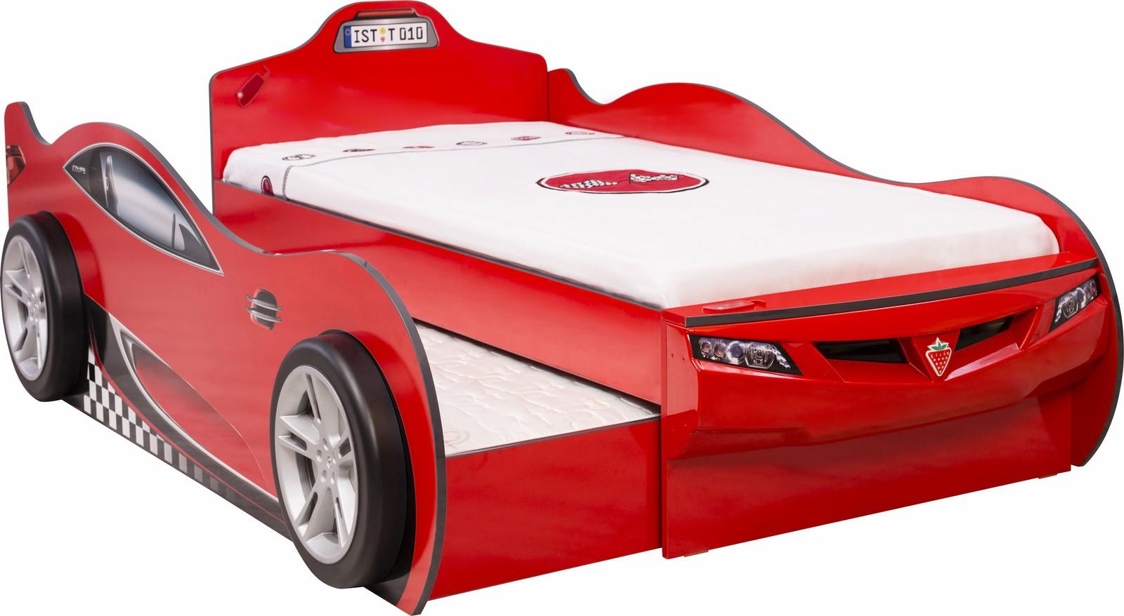 Autobed Slaapkamer : Autobedden / Kinderbedden