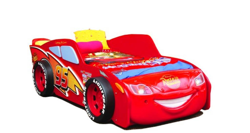 Cars mcqueen lightning disney autobed voor de kinderkamer kinderkamer kinderbed terrashaard en - Slaapkamer autos ...