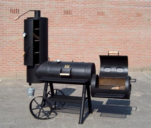 joe 39 s barbecue smoker 16 chuckwagon koop je bij huisentuinwereld kinderkamer kinderbed. Black Bedroom Furniture Sets. Home Design Ideas