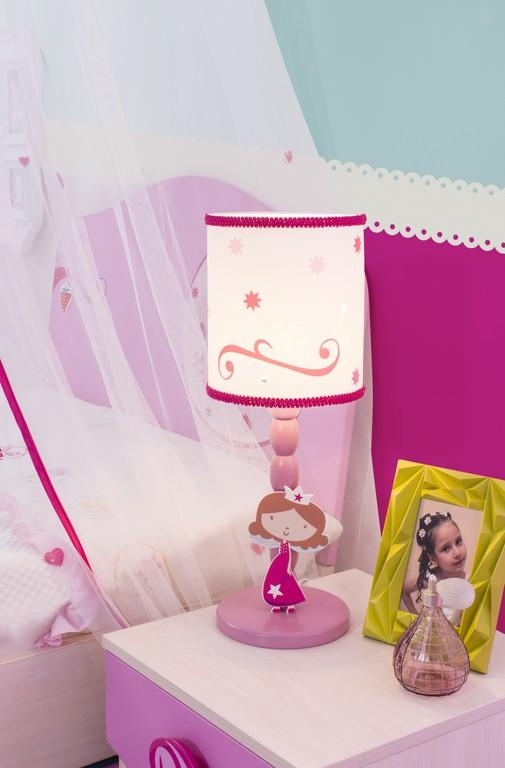 Slaapkamer lampen kinderkamer baby slaapkamer lamp spscents kleuren slaapkamer taupe kleine - Kamer modern meisje ...