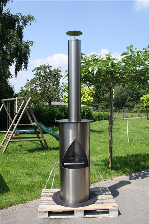 Laga Nova Premium RVS Terrashaard Kinderkamer, kinderbed, terrashaard en barbecues