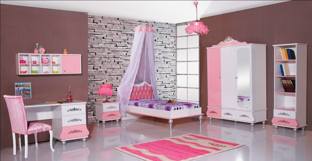 Roze Slaapkamer Volwassenen : ... roze wit voor de kinderkamer € 229 ...