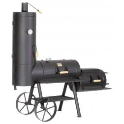 Barbecue smokers