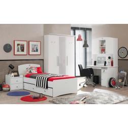 Active kinderkamer unisex slaapkamer