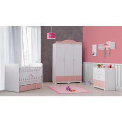 Babykamer meisjes multifunctionele meisjeskamer