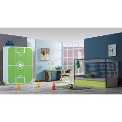 Voetbal Pro Soccer kinderkamer