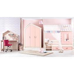 Cento Pink meisjeskamer kinderkamer