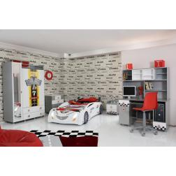 Special turbo race kamer kinderkamer