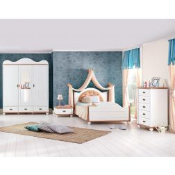 Capri kinderkamer slaapkamer