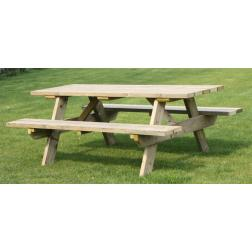 Picknicktafels