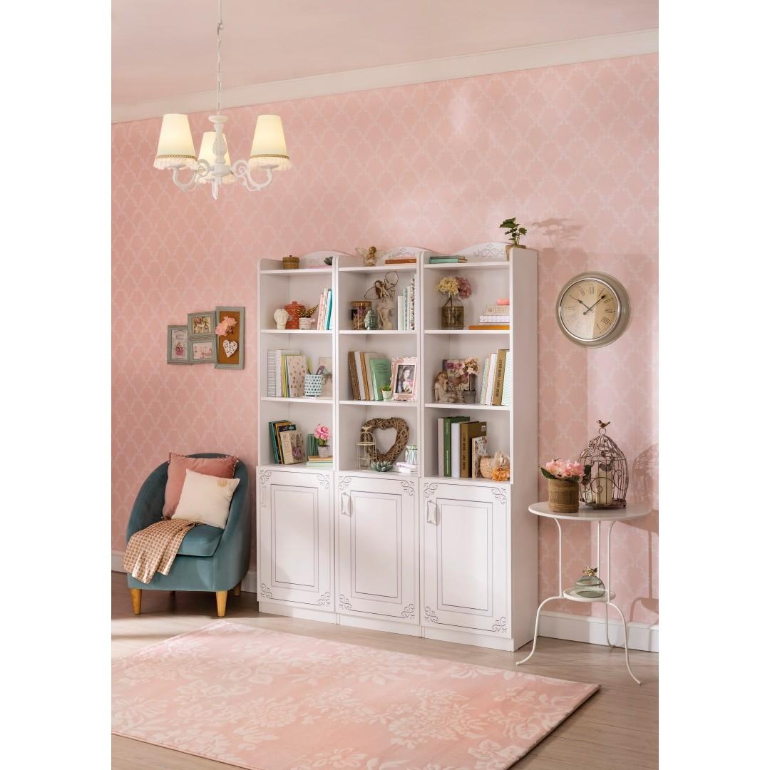 Emily boekenkast meisjes kamer Kinderkamer, kinderbed, terrashaard ...