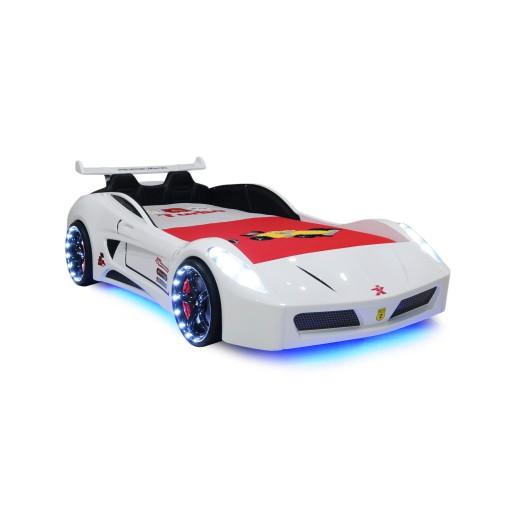 Autobed Racebed V7 Sport kinderkamer jongensbed