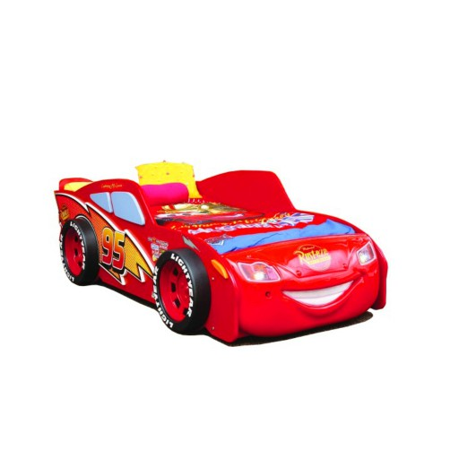 Cars McQueen Lightning autobed kinderbed