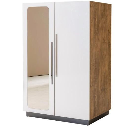 Compact kinderkamer tienerkamer 2 deurs kledingkast
