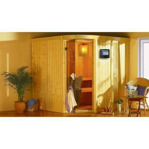 Karibu binnensauna Jirna compleet sauna