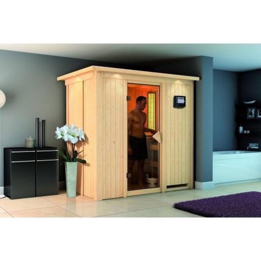 Karibu sauna Variance binnensauna compleet