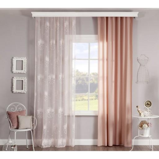 Roze Dream gordijn Romantic meisjeskamer Kinderkamer, kinderbed ...