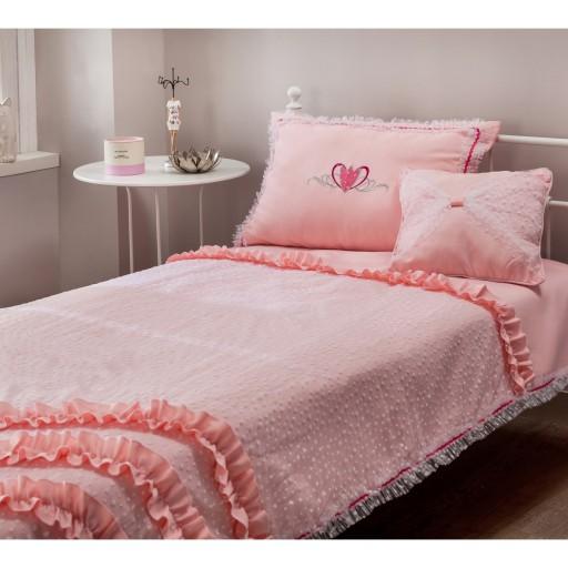 sprei roze prinsessenkamer meisjeskamer