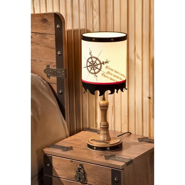 Slot black pirate nachtkastje scharnieren black pirate for Nachtkast lamp