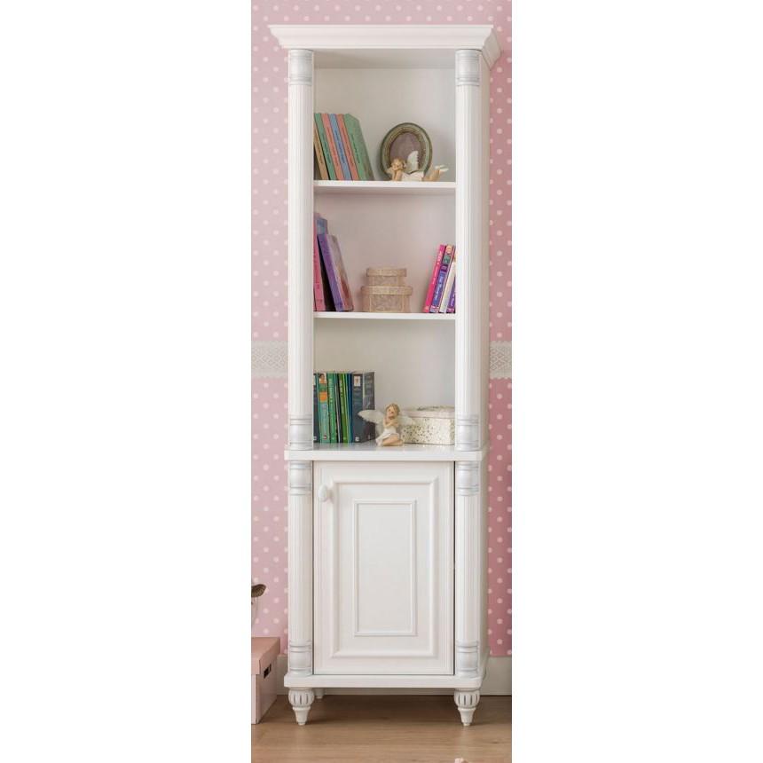 Romantic boekenkast meisjes kamer Kinderkamer, kinderbed ...