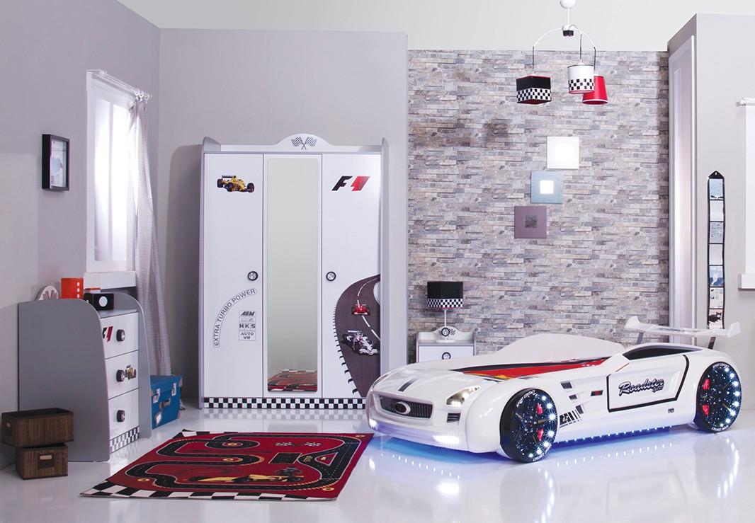 Cars Slaapkamer Ideeen : Autobed slaapkamer beste ideen over huis en interieur