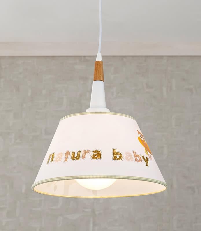 Jamie hanglamp babykamer houtlook   Gratis verzending! Kinderkamer ...