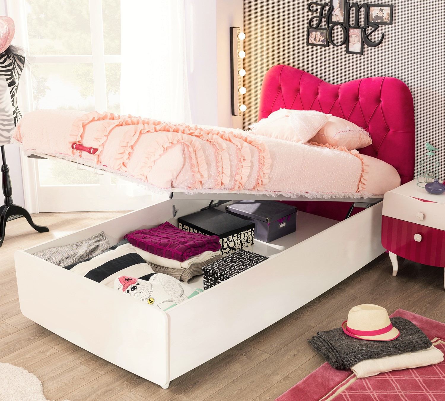 Baby Bed Spring Box
