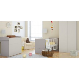 Twopir babykamer | Showroommodel