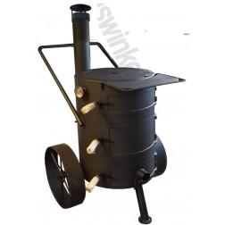 Broilfire Gardenstove Pizza Oven 8 mm 20 kW houtkachel