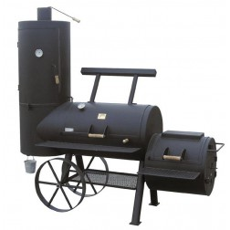 "Joe's Barbecue Smoker 24"" Chuckwagon"