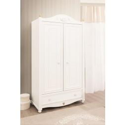Demy baby kledingkast 2 deurs babykamer