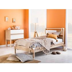 Elba twijfelaar bed tiener slaapkamer 200 x 120 cm