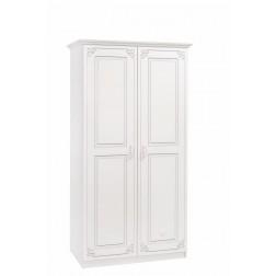 Emily 2 deurs kledingkast meisjes kamer