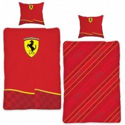 Dekbedovertrekset Ferrari | Rood 2 delig