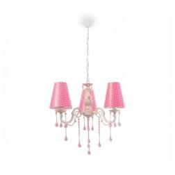 Lara hanglamp roze meisjeskamer