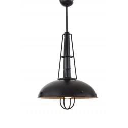 New York hanglamp lamp zwart tienerkamer