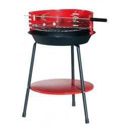 Barbecue Plaatstaal Rond