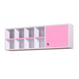 Prinses wandkast meisjeskamer | roze