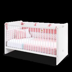 Romantic meisjes ledikant babybed babykamer
