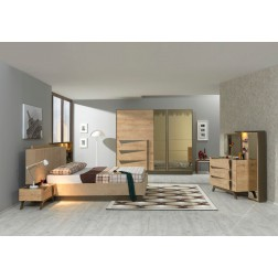 Slaapkamer Safir | Geheel naar eigen wens samen stellen