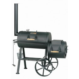 Smoky Fun Barbecue Smoker 6