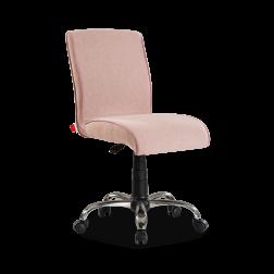 Soft stoel bureaustoel roze kinderkamer