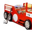 Brandweerbed  kinderbed  autobed