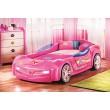 Autobed BiTurbo roze