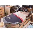 BLACK PIRATE schip bed complete kinderkamer jongenskamer