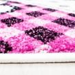 Bloemen vloerkleed tapijt meisjes kamer kinderkamer roze
