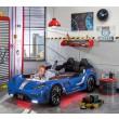 Gts racer velg blauw kinderbed autobed autokamer jongens kamer