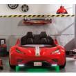 GTS racer rood auto bed kinder bed jongenskamer