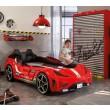 GTS racer rood auto bed kinderbed jongensbed kinderkamer